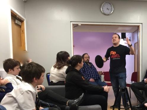Teaching at Reverb