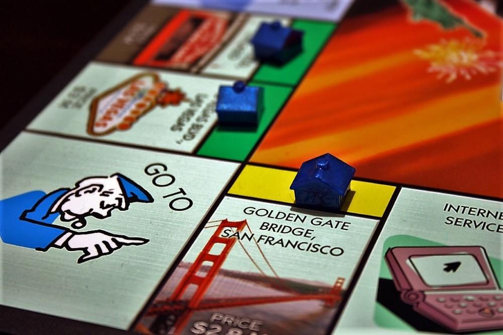 board game stock